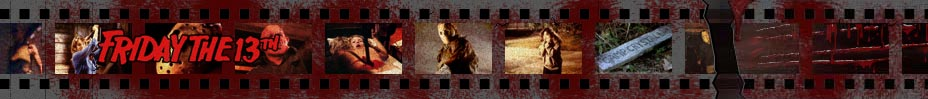 Friday The 13th Horror Movie Tribute Site