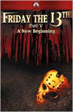 Friday The 13th 5: A New Beginning